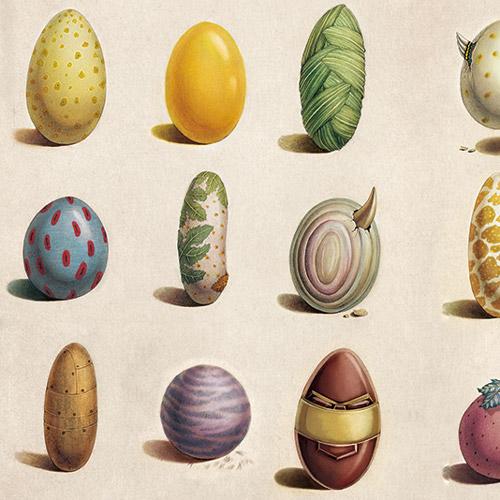 十八颗恐龙蛋