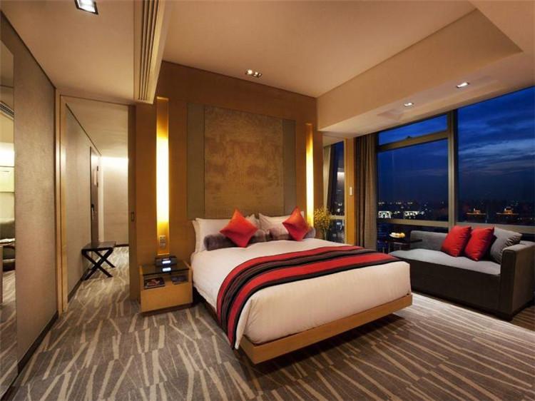 上海龙之梦大酒店_上海龙之梦大酒店豪华大床房