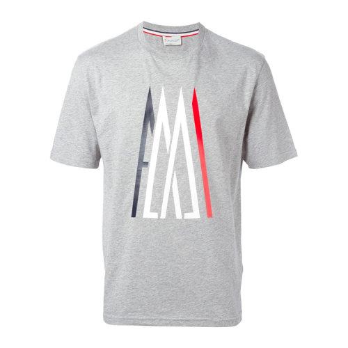 经典logo印花男士纯棉短袖t恤,设计独特,造型经典,彰显男士风采