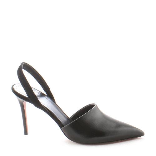 时尚女士真皮高跟鞋,镂空设计,造型独特,高贵优雅,彰显气质