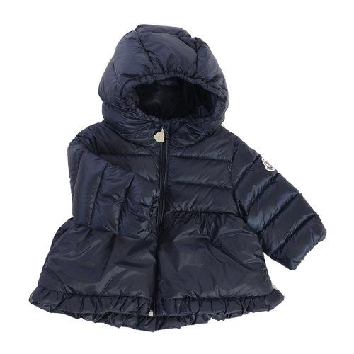 时尚可爱女童聚酯纤维面料保暖羽绒服