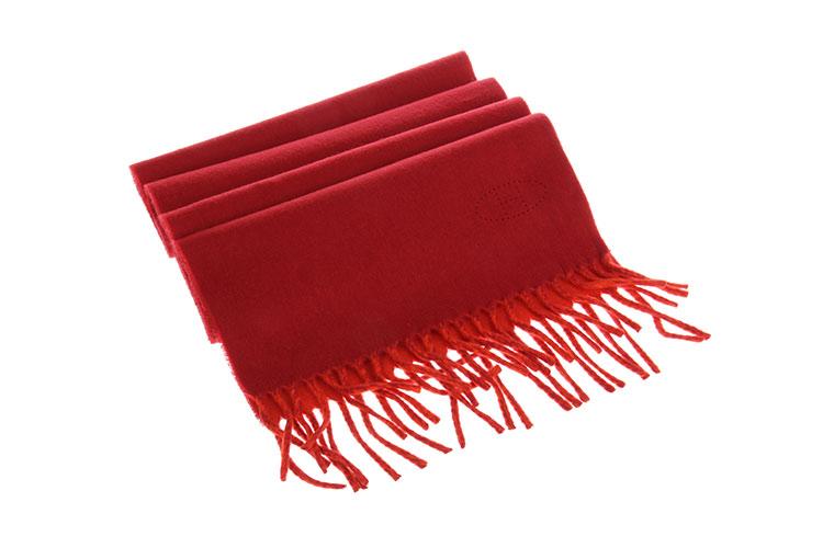 两面都真围巾的织法图解