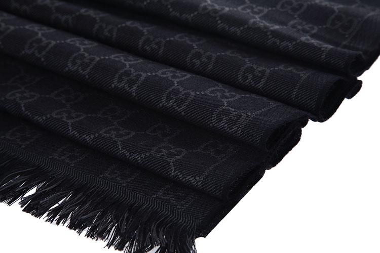 羊绒围巾的织法图解