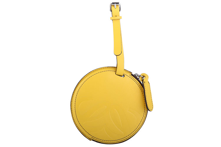 loewe(罗意威) 黄色皮质零钱包