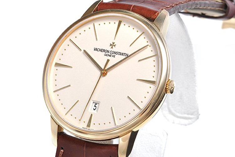 vacheron constantin 江诗丹顿传承系列85180/000j-9231腕表