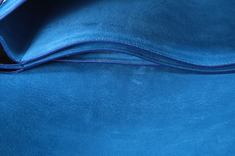 蓝色棱角背景素材