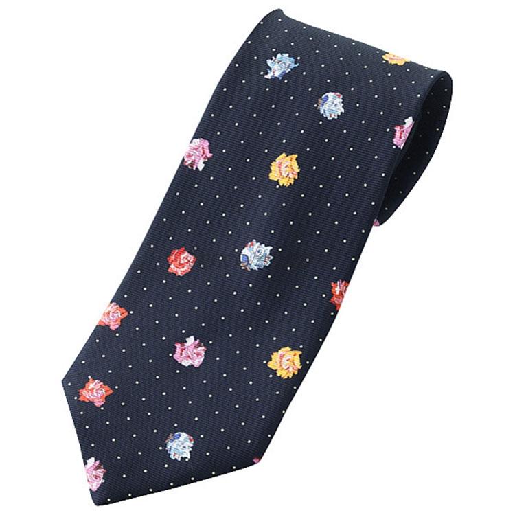 领带叠玫瑰花步骤图解