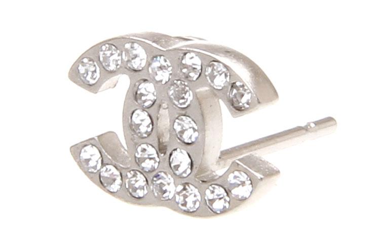 法国apm蛇形水钻戒指