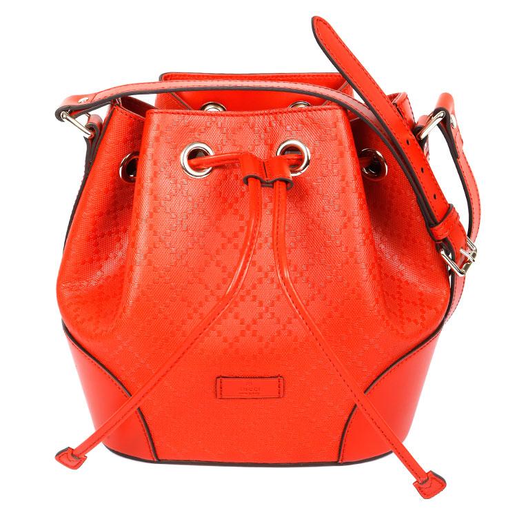 红色pvc压纹水桶包