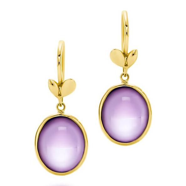 tiffany & co.(蒂芙尼)紫水晶耳坠30171152图片