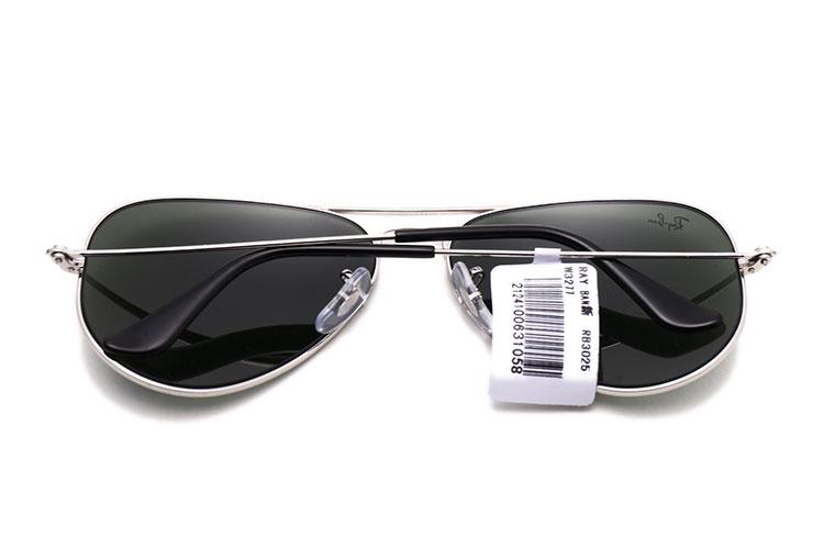 ray-ban(雷朋) 银色边框太阳眼镜
