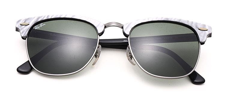 灰色边框太阳镜