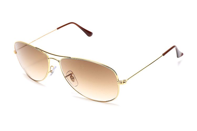 ray-ban(雷朋) 金色边框太阳眼镜
