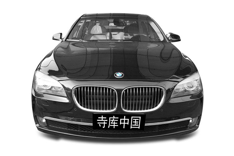 bmw(宝马)2009款 730li豪华型