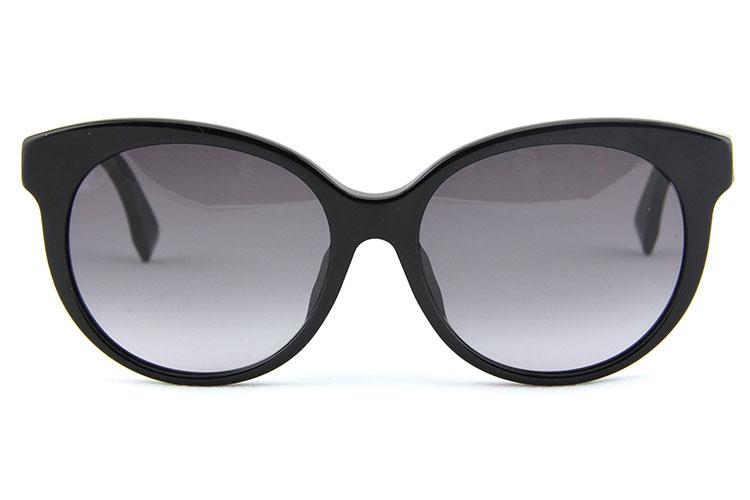 fendi/芬迪 黑色圆框时尚太阳镜眼镜排行榜10强 ,fendi/芬迪 黑色圆框