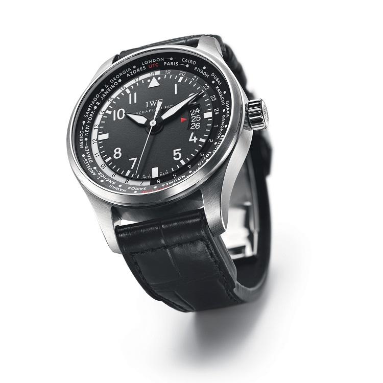 iwc/萬國飛行員系列男式自動機械腕表iw326201圖片