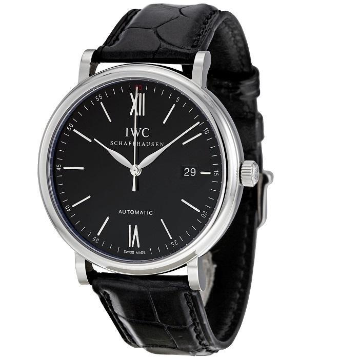 iwc/萬國柏濤菲諾系列男式自動機械腕表iw356502圖片
