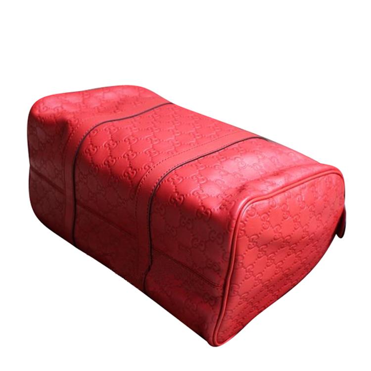 红色全皮桶包362720