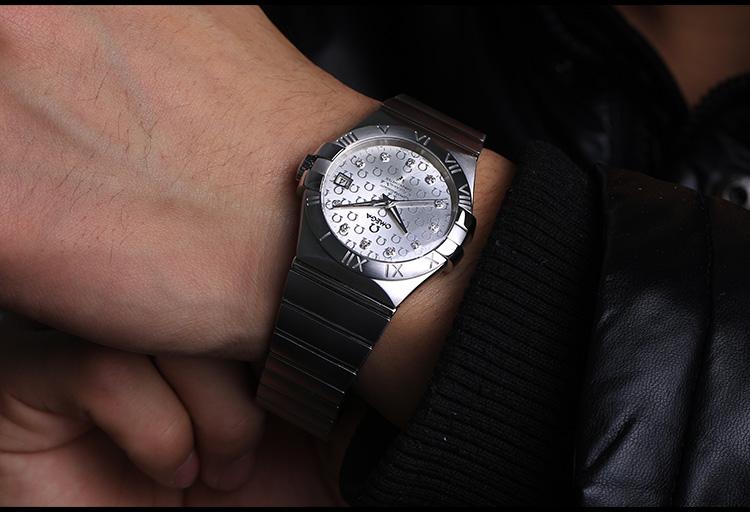 欧米茄手表123.20.35.20.63.001是新款吗?香港代购是多少钱?图片
